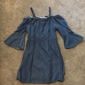 Girls Justice Denim Dress